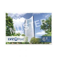 Briefmarke 0,45 € Leipzig 2017