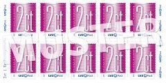 Ergänzungsmarke 0,02 € (Preiserhöhung 2020) (Bogen)