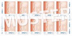 Ergänzungsmarke 0,05 € (Preiserhöhung) 2020 (Bogen)