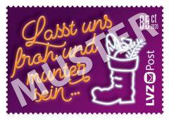 Sondermarke 0,85 € Weihnachtslieder