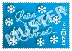 Sondermarke 1,45 € Weihnachtslieder
